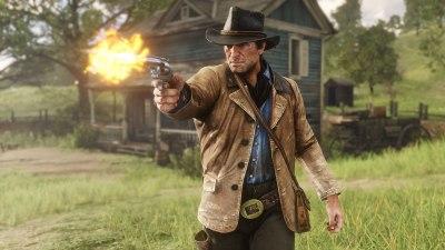 Gunslinger ingame