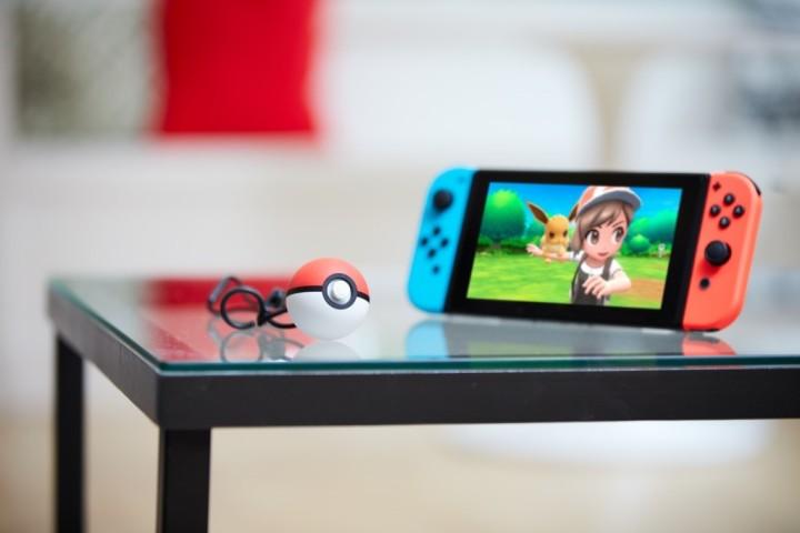Pokemon Go and ball
